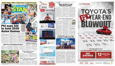 The Philippine Star – Disyembre 05, 2019
