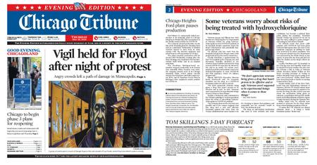 Chicago Tribune Evening Edition – May 28, 2020