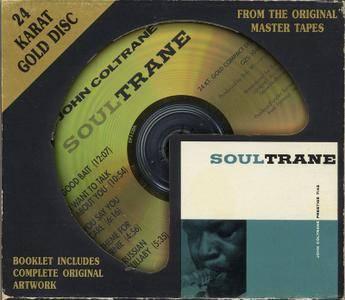 John Coltrane - Soultrane (1958) [DCC, GZS-1046]
