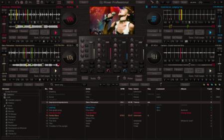 XYLIO DJ Mixer Professional v3.6.10 WiN / OSX