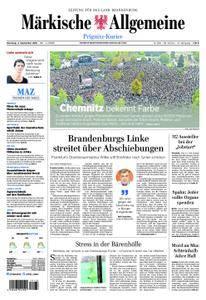 Märkische Allgemeine Prignitz Kurier - 04. September 2018