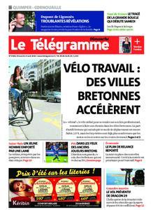 Le Télégramme Ouest Cornouaille – 23 août 2020