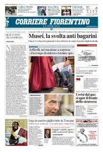 Corriere Fiorentino La Toscana – 22 settembre 2018