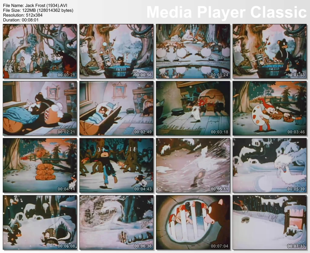 Classic Christmas Cartoons Volume 1