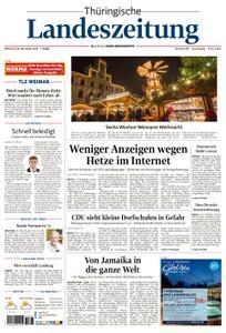 Thüringische Landeszeitung – 28. November 2018