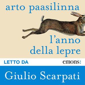 «L'anno della lepre» by Arto Paasilinna