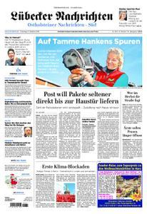 Lübecker Nachrichten Ostholstein Süd - 08. Oktober 2019