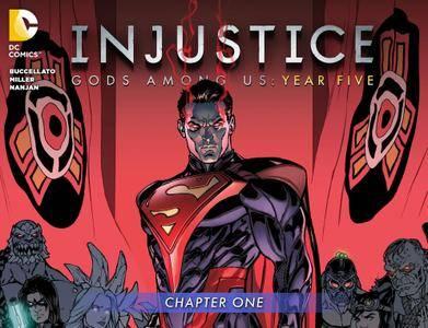 Injustice - Gods Among Us- Year Five 001 2015 digital