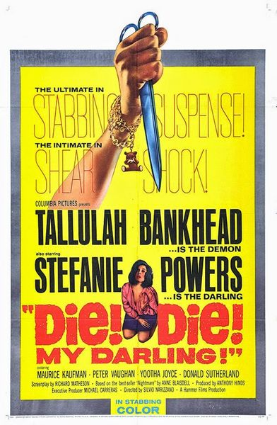 Fanatic / Die! Die! My Darling! (1965)