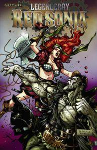Legenderry Red Sonja 0032015 Digital Exclusive Edition