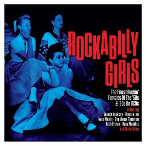 VA - Rockabilly Girls: The Finest Rockin Females Of The 50s and 60s (2019)