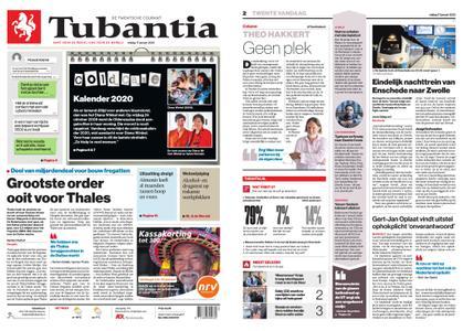 Tubantia - Enschede – 17 januari 2020
