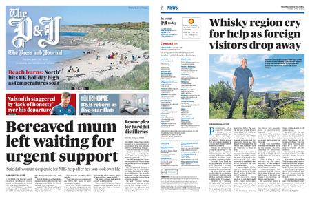 The Press and Journal Moray – June 01, 2021