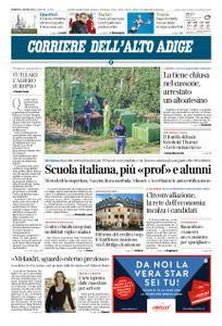 Corriere dell'Alto Adige – August 31, 2018