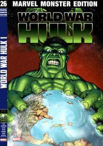 Marvel Monster Edition 26 - World War Hulk 12008