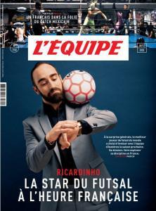 L'Equipe Magazine - 8 Février 2020
