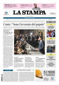 La Stampa Torino Provincia e Canavese - 24 Maggio 2018