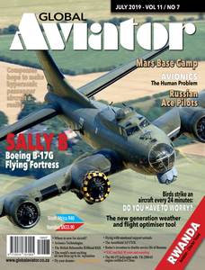 Global Aviator South Africa - July 2019