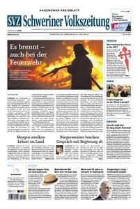 Schweriner Volkszeitung Hagenower Kreisblatt - 26. Februar 2019
