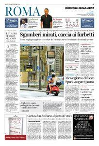Corriere della Sera Roma – 04 settembre 2018