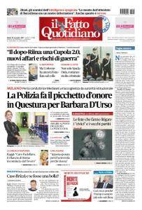 Il Fatto Quotidiano - 18 Novembre 2017