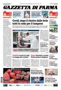 Gazzetta di Parma - 25 Agosto 2020