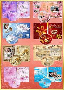 8 Cover Wedding DVD