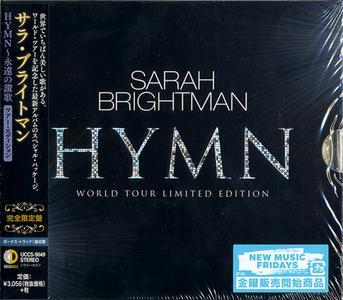 Sarah Brightman - Hymn: World Tour Limited Edition (2019) {Japanese Edition}