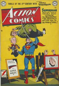 Action Comics 151 (DC) (1950-12)