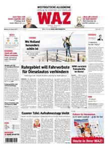 WAZ Westdeutsche Allgemeine Zeitung Oberhausen-Sterkrade - 28. Februar 2018