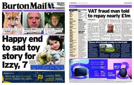 Burton Mail – February 05, 2019
