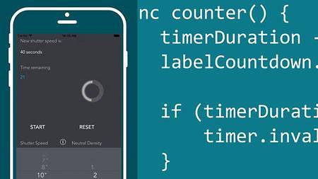 Lynda - Building a Long-Exposure Calculator for iOS