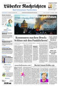 Lübecker Nachrichten Bad Schwartau - 25. September 2018