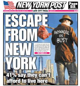 New York Post - March 21, 2019
