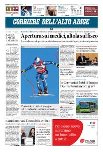 Corriere dell'Alto Adige – 19 gennaio 2020