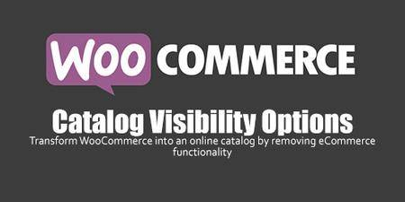 WooCommerce - Catalog Visibility Options v3.0.1