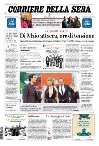 Corriere della Sera – 31 agosto 2019