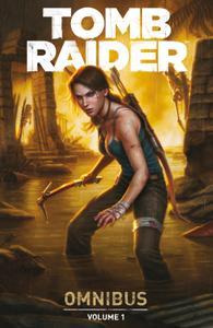 Tomb Raider Omnibus v01 2019 digital The Magicians