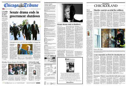 Chicago Tribune – January 20, 2018