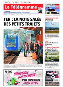Le Télégramme Landerneau - Lesneven – 31 août 2019