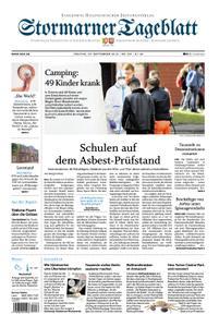 Stormarner Tageblatt - 20. September 2019