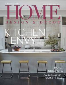 Charlotte Home Design & Decor - August-September 2021