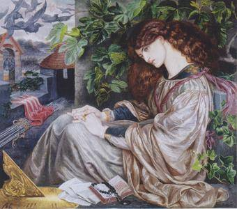 The Art of Dante Gabriel Rossetti