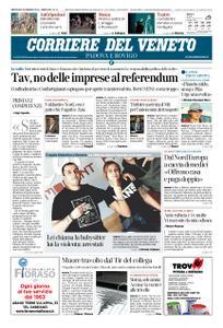 Corriere del Veneto Padova e Rovigo – 16 gennaio 2019