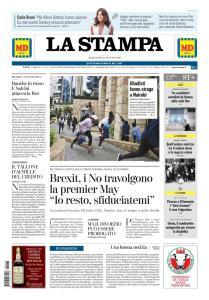La Stampa Torino Provincia e Canavese - 16 Gennaio 2019