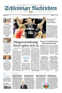 Schleswiger Nachrichten - 22. März 2019
