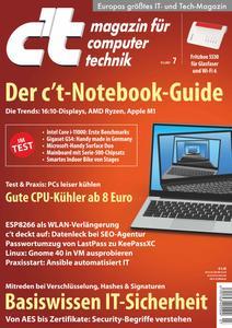 ct Magazin für Computertechnik - 12 März 2021