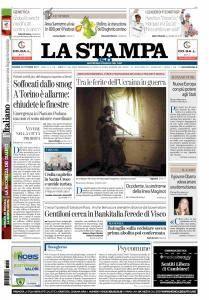 La Stampa Imperia e Sanremo - 20 Ottobre 2017