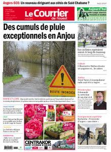 Le Courrier de l'Ouest Angers – 06 mars 2020