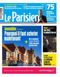 Le Parisien du Mercredi 13 Octobre 2021